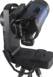 My Meade LS-6 ACF telescope