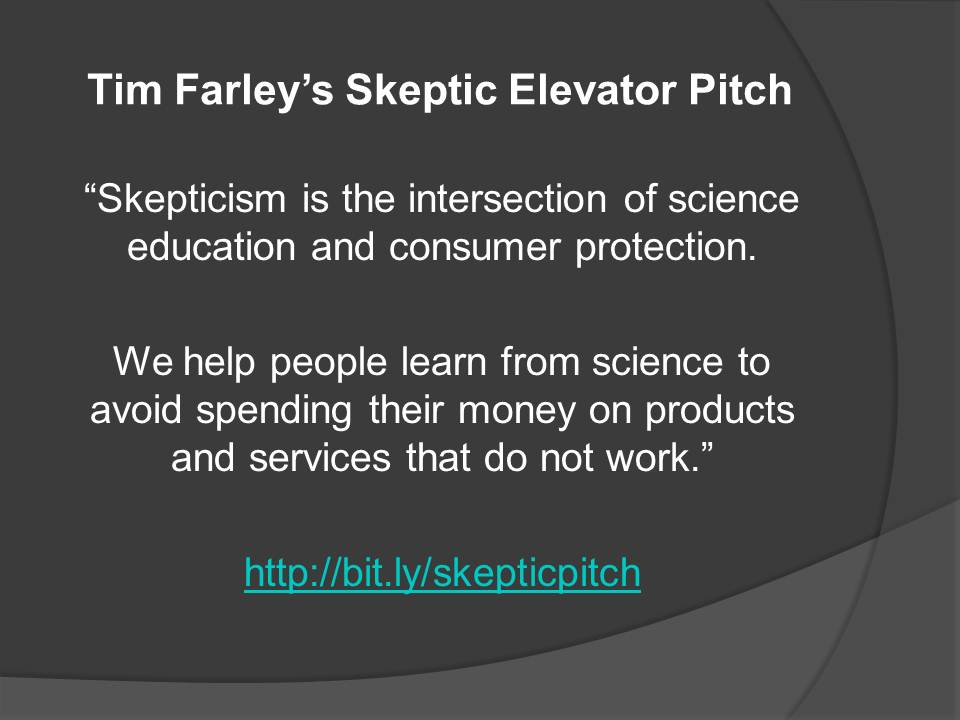 skepticism definition really science consumer pitch he